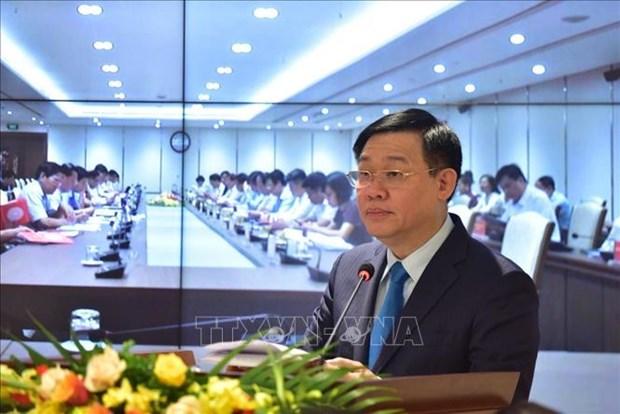 Economia de Hanoi apunta a crecer 5,9 por ciento en segunda mitad del 2020 hinh anh 1