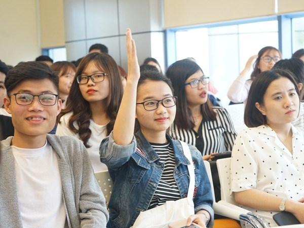 Promueven en Vietnam ideas emprendedoras entre estudiantes hinh anh 1