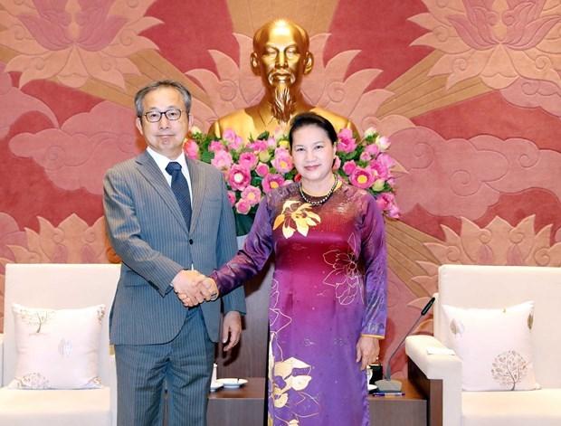 Vietnam y Japon desarrollan sus nexos con alta confianza politica hinh anh 1