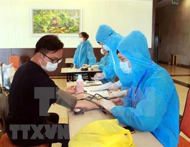 COVID-19: Vietnam sin transmision en la comunidad tras 75 dias hinh anh 1