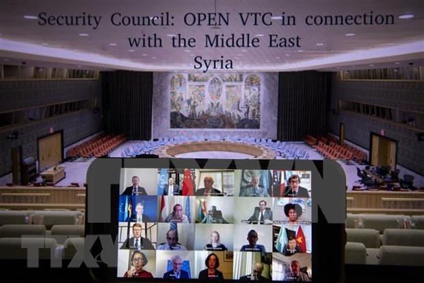 Insta Vietnam a fortalecer cooperacion para suministrar bienes de socorro a Siria hinh anh 1