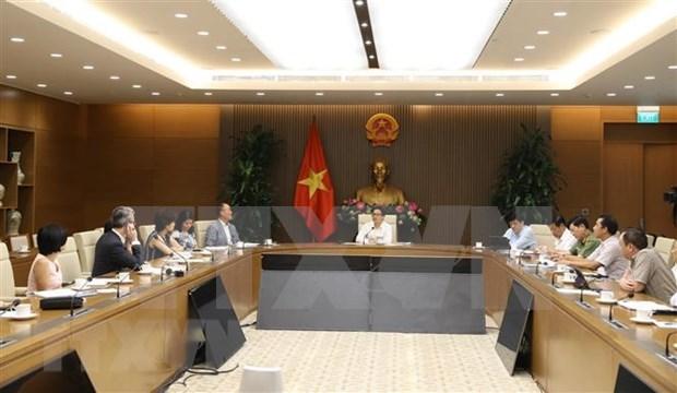 Vietnam invitado a participar en produccion de vacuna contra coronavirus hinh anh 1