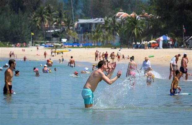 Tailandia reanudara actividades turisticas en isla de Phuket hinh anh 1