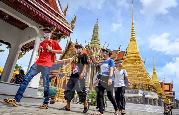 Tailandia reabrira puntos de control fronterizo con paises vecinos hinh anh 1
