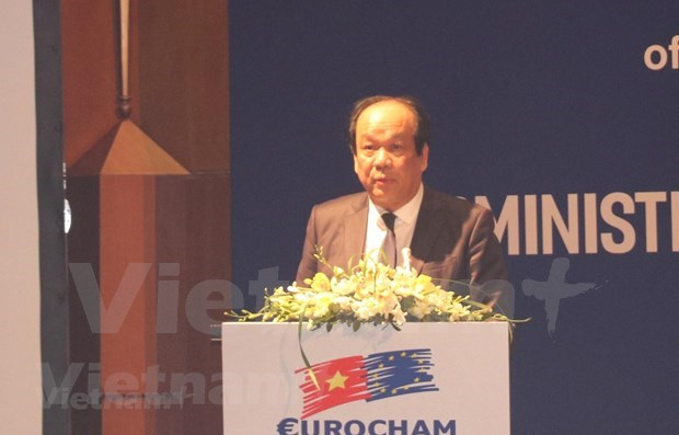 EVFTA promueve avances positivos en reforma administrativa de Vietnam hinh anh 1