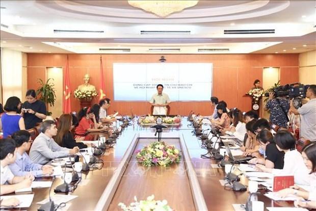 Resaltan participacion de Vietnam en labores los mecanismos internacionales hinh anh 1