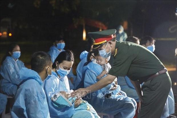 Resalta FMI medidas de Vietnam en lucha contra el COVID-19 hinh anh 1