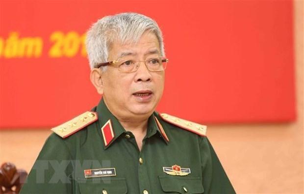 Vietnam y Estados Unidos incrementan intercambio de experiencias en operaciones de paz de la ONU hinh anh 1