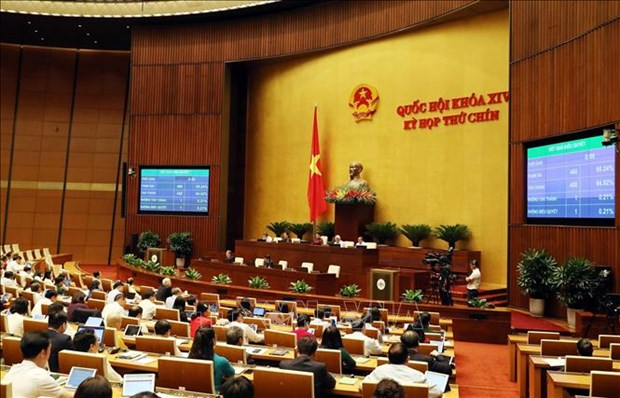 Vietnam se une al Convenio numero 105 sobre la eliminacion del trabajo forzoso de la OIT hinh anh 1