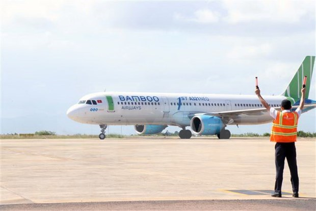 Bamboo Airways restaurara estandar del servicio de vuelo orientado a cinco estrellas hinh anh 1