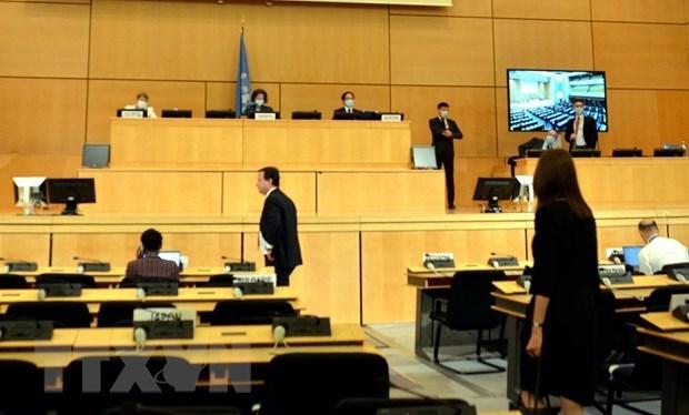 Vietnam destaca esfuerzos para garantizar derechos humanos en medio del COVID-19 hinh anh 1