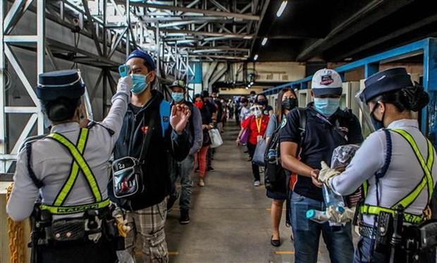 Situacion pandemica sigue complicada en el Sudeste de Asia hinh anh 1
