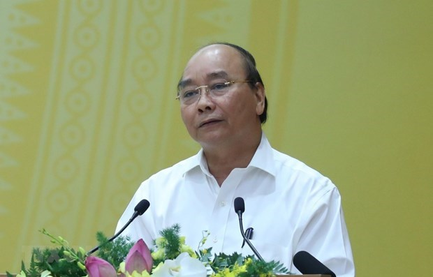 Premier vietnamita pide acelerar desembolso de inversion publica hinh anh 1