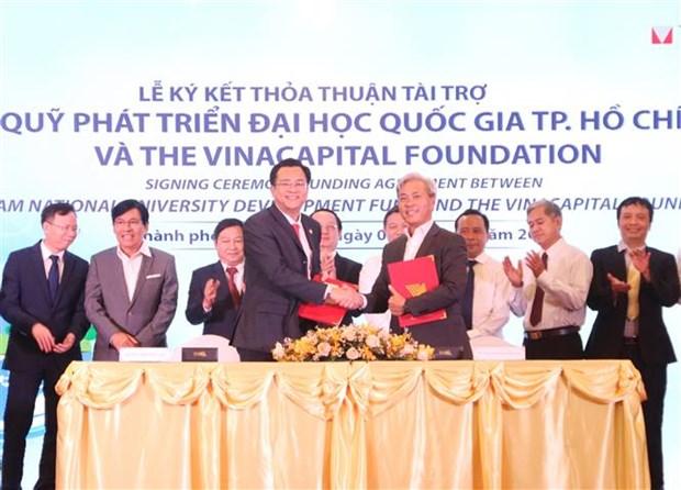 Establecen en Vietnam primer instituto de estudio para el desarrollo de economia circular hinh anh 1