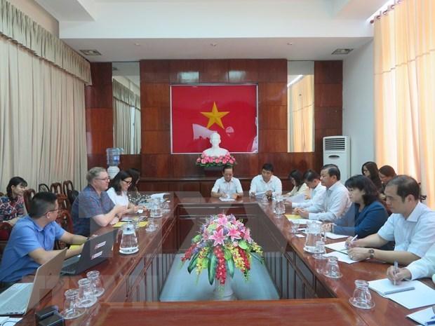 Dinamarca explora oportunidades de inversion en ciudad surena vietnamita hinh anh 1
