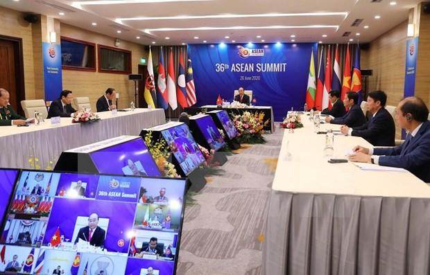 ASEAN emite declaracion sobre el desarrollo de recursos humanos hinh anh 1