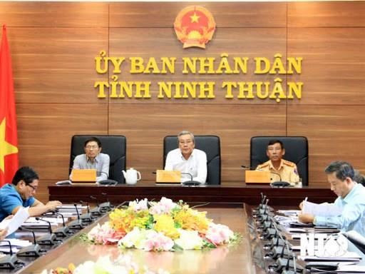 Provincia vietnamita de Ninh Thuan por alcanzar doble objetivo hinh anh 1