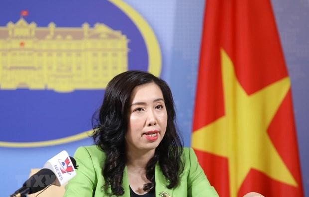Vietnam dispuesto a cooperar con otros paises en la lucha contra trata de personas hinh anh 1