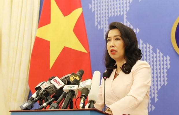 Vietnam y Camboya determinados a prevenir la propagacion de COVID-19 en comunidad hinh anh 1