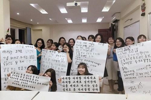 Ofrecera Corea del Sur apoyo a profesores de idioma coreano en Vietnam hinh anh 1