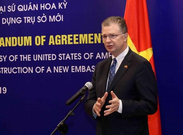 Exitos de Vietnam son extraordinarios, valora embajador de Estados Unidos hinh anh 1