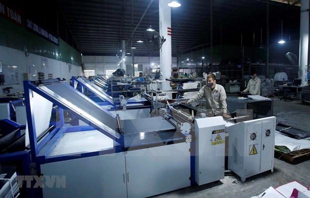Produccion industrial de Vietnam registra senales positivas hinh anh 1