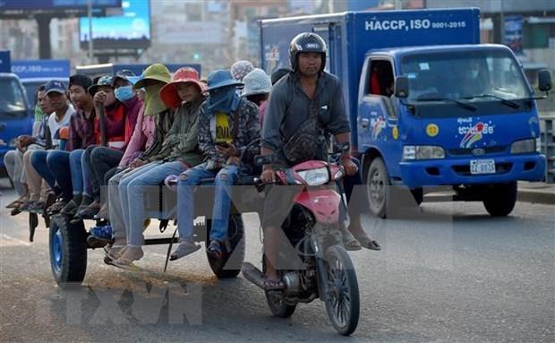 Tailandia y Camboya buscan reabrir fronteras para impulsar comercio hinh anh 1