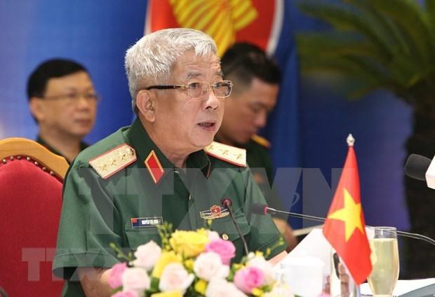 Comprometido Vietnam con agenda de cooperacion de defensa con Rusia, pese a COVID-19 hinh anh 1