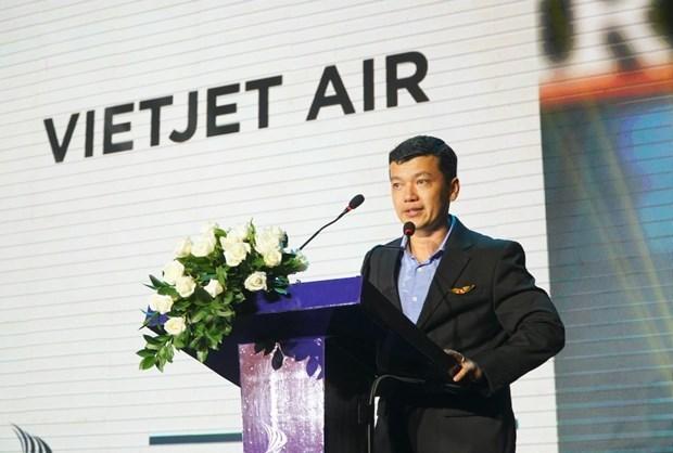 Honrada Vietjet Air nuevamente como una de las mejores empresas para trabajar en Asia hinh anh 1