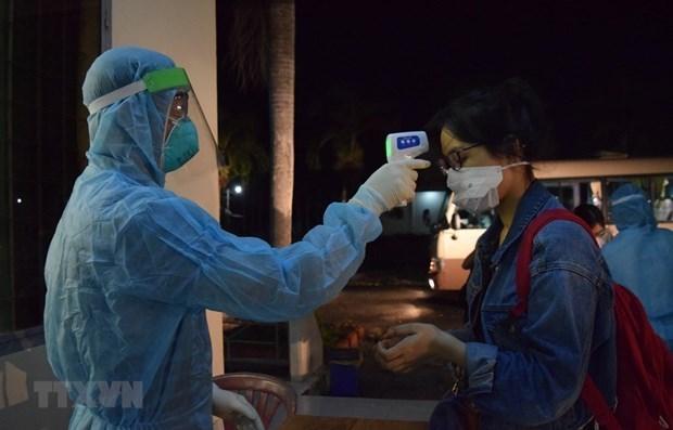 Goza Vietnam de otro amanecer sin casos nuevos de COVID-19 hinh anh 1