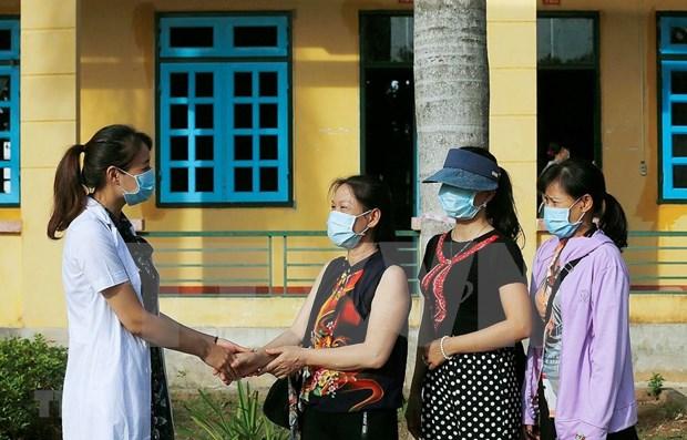 Vietnam suma 80 dias consecutivos sin nuevos casos del COVID-19 en la comunidad hinh anh 1