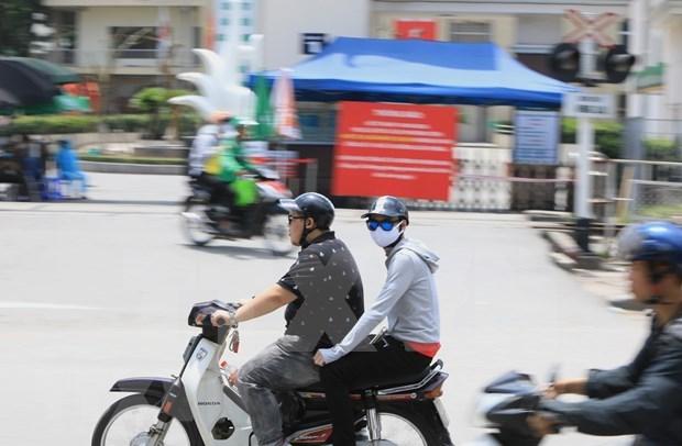 COVID-19: Vietnam sigue viento en popa, 80 dias sin casos entre la comunidad hinh anh 1