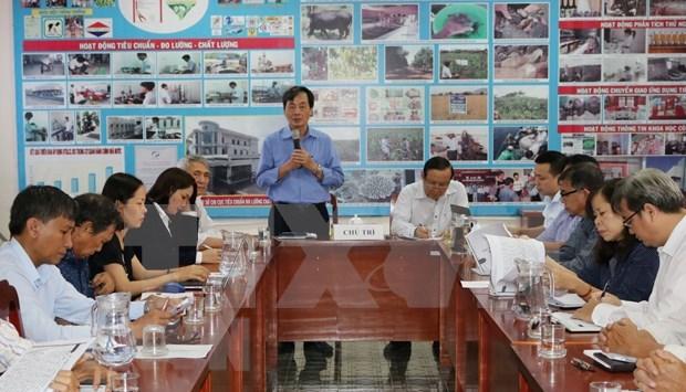 Efectuan seminario sobre desarrollo de energias renovables en Ninh Thuan hinh anh 1