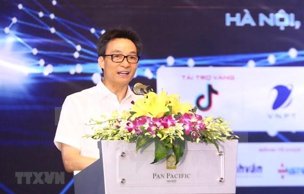 Insisten en importancia de la transformacion digital en Vietnam hinh anh 1