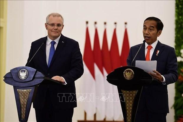 Entra en vigor acuerdo de comercio e inversion entre Indonesia y Australia hinh anh 1
