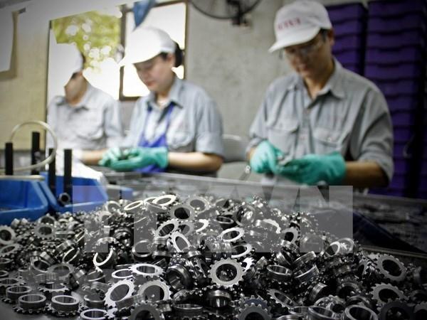 Celebraran evento de promocion comercial de industria auxiliar Vietnam-Japon hinh anh 1