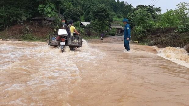 Exhortan en Vietnam a controlar y mitigar consecuencias de inundaciones hinh anh 1