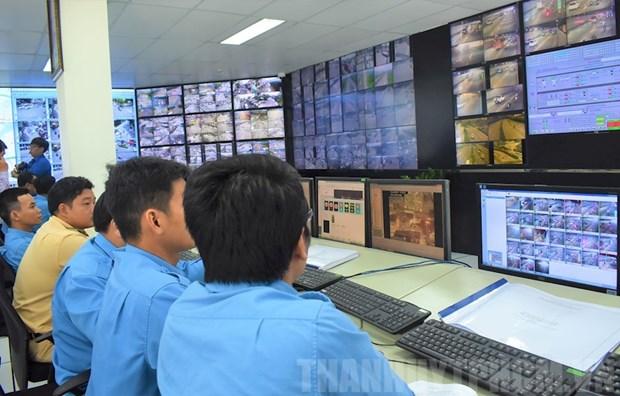 Ciudad Ho Chi Minh apunta a ser una urbe inteligente en 2030 hinh anh 1