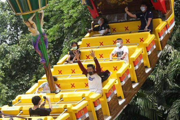 Tailandia advierte riesgo de propagacion del coronavirus por trabajadores inmigrantes ilegales hinh anh 1