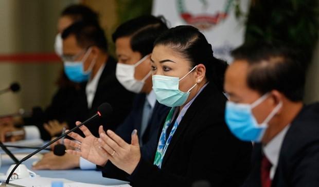 Camboya intensifica medidas preventivas contra COVID-19 hinh anh 1