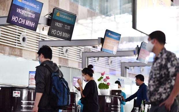Vietnam Airlines recomienda agilizar tramites para cumplir horario de vuelos hinh anh 1