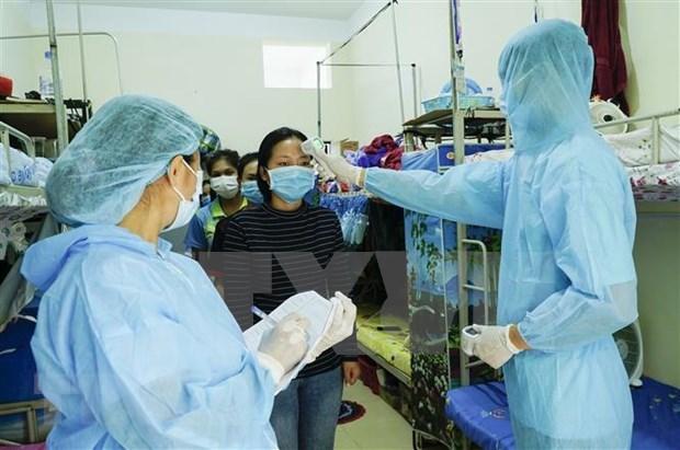 Vietnam: otra manana sin COVID-19 en la comunidad hinh anh 1