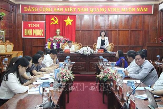 Amplian asistencia crediticia a hogares pobres en provincia vietnamita de Binh Phuoc hinh anh 1