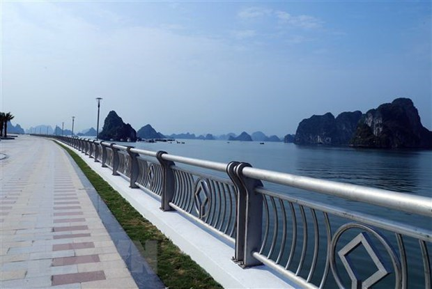 Provincia vietnamita de Quang Ninh intensifica inversiones en infraestructura urbana hinh anh 1
