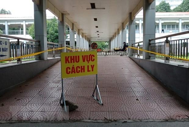 Provincia de Quang Ninh pone en cuarentena a inmigrantes ilegales hinh anh 1
