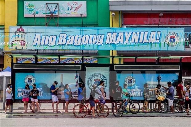 Repunta inflacion en Filipinas durante el mes de junio hinh anh 1