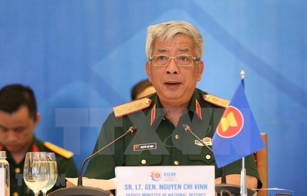 Preside Vietnam conferencia de politicas de seguridad del Foro regional de ASEAN hinh anh 1