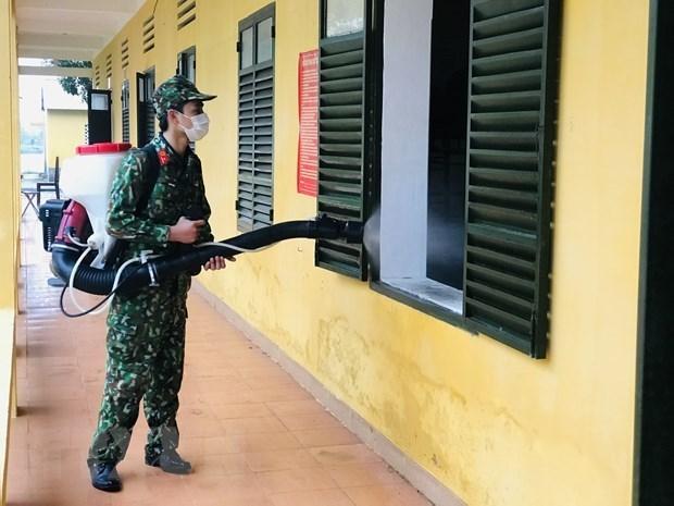 Vietnam sigue reduciendo el numero de casos activos de coronavirus hinh anh 1