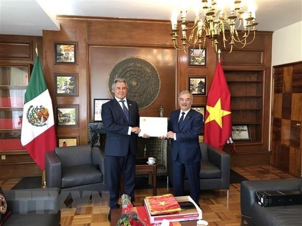Vietnam tiene consul honorario en ciudad mexicana de Guadalajara hinh anh 1