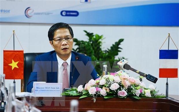 Vietnam y Francia buscan aprovechar oportunidades del EVFTA hinh anh 1